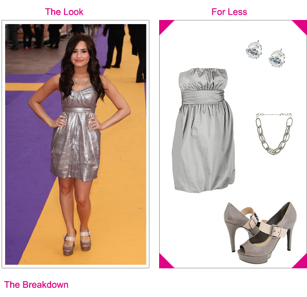 Demi Lovato - Get The Look For Less