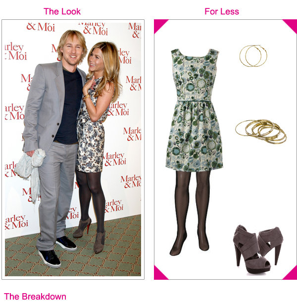Jennifer Aniston Get The Celebrity Look For Less The Looks For Less