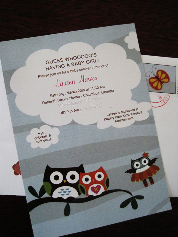 owl themes owl themed baby shower invitations owl babies baby