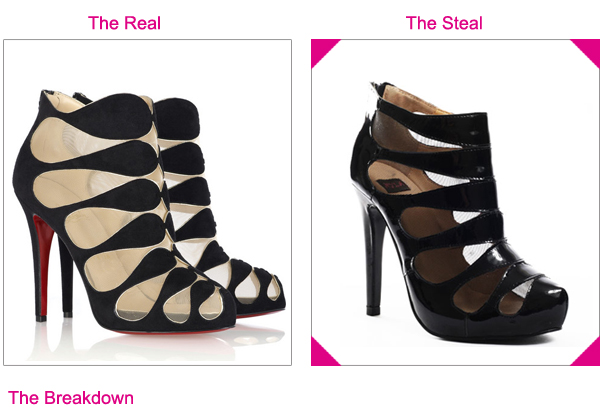 louboutin knockoffs - Christian Louboutin | The Looks For Less