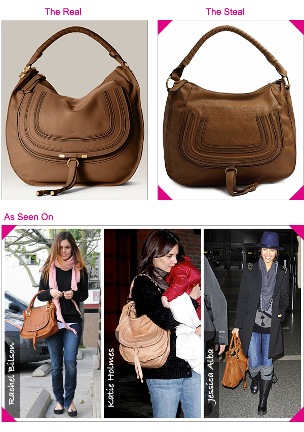 chloe marcie look alike bag