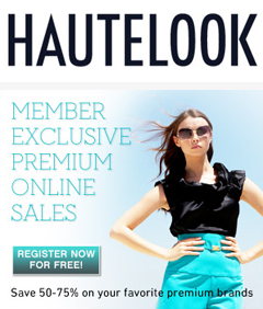 Haute look coupon code