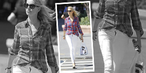 Karolina Kurkova&#8217;s New York Summer Style - Get The Celebrity Look For Less