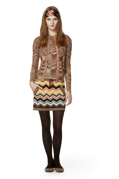 Fashion   Online on Fall 2011 Lookbooks     Missoni For Target   The Looks For Less