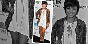 Vanessa Hudgens At Mercedes-Benz Fashion Week - Get The Celebrity Look For Less