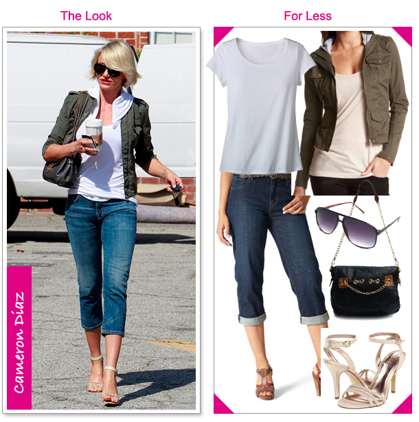 Cameron Diaz The Looks For Less