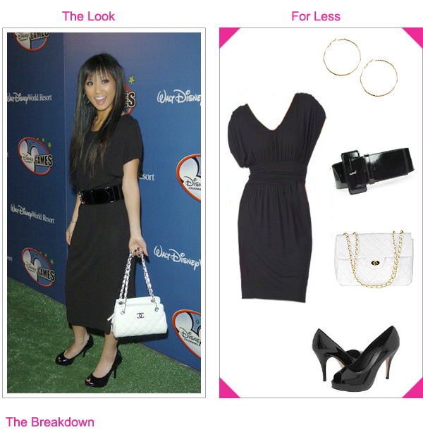 Brenda Song - Get The Look For Less