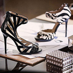 Steal the Real – Jimmy Choo Strappy Patent Pumps