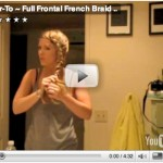 Hair-To – Full Frontal French Braid