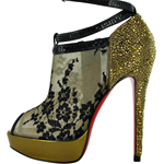 Steal the Real – Christian Louboutin Bridget Strass Heels