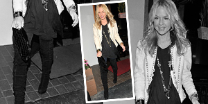 Rachel Zoe's Over-The-Knee Boots & Chanel Jacket - Get The Celebrity Look For Less