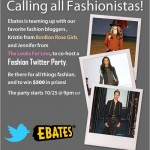 You're Invited To A Very Fashionable Twitter Party